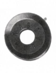 GOMA PIPA HINCHADOR SKS 22 mm