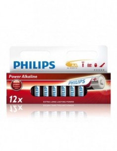 PILA PHILIPS POWER ALCAL....