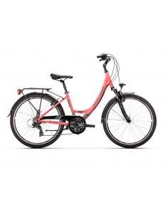 bicicleta paseo CONOR RIVERSIDE Coral