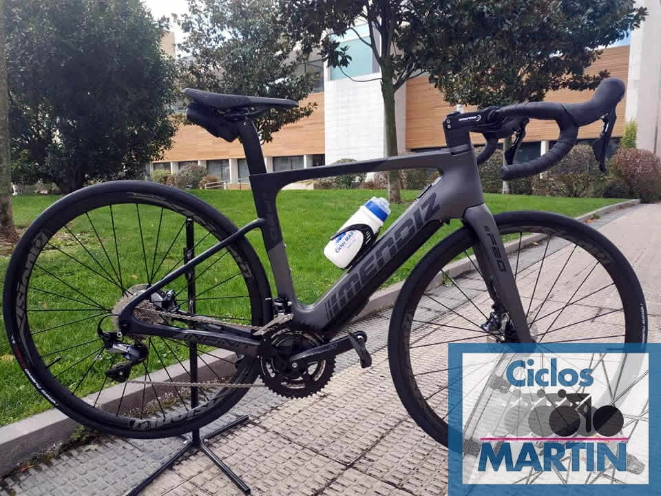 Bicicleta Mendiz personalizada