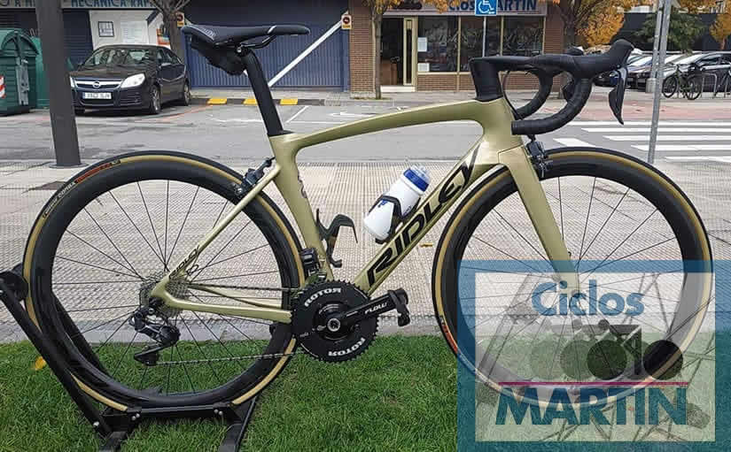 Bicicleta Ridley personalizada