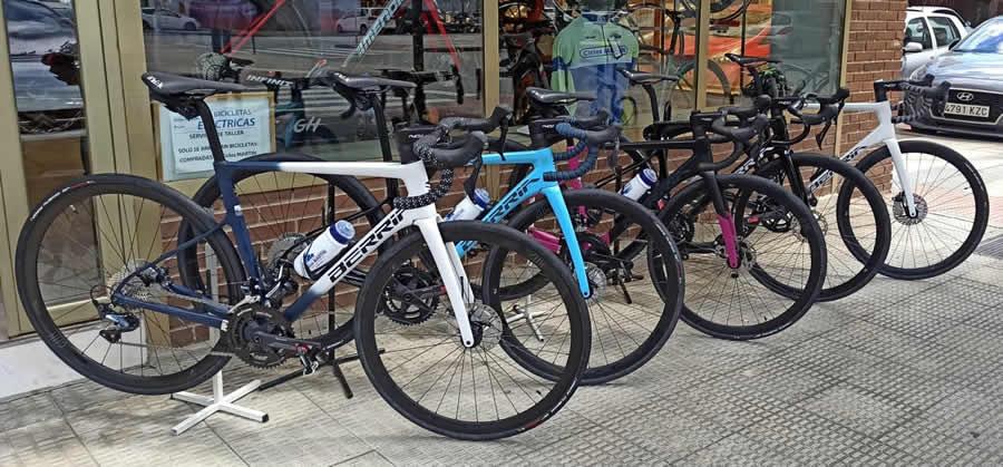 Bicicletas Berria en Pamplona Navarra