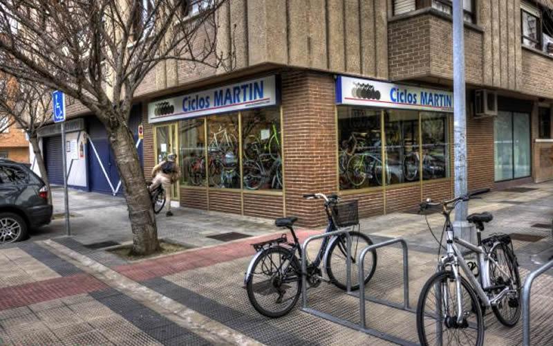 Tienda 1 Ciclos Martin Iturrama