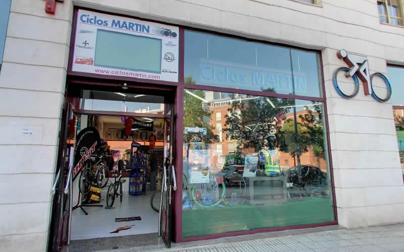 Tienda 2 Ciclos Martin Ermitagaña