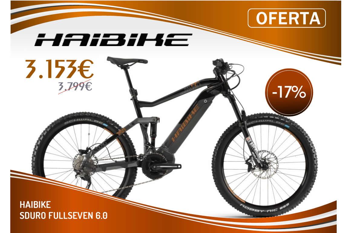 Oferta Haibike FullSeven LT 6.0 150mm