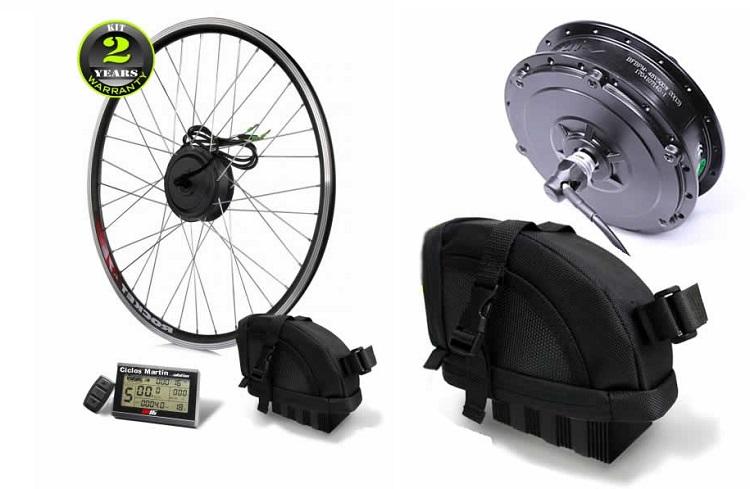 Kit Bicicleta Electrica Montaña